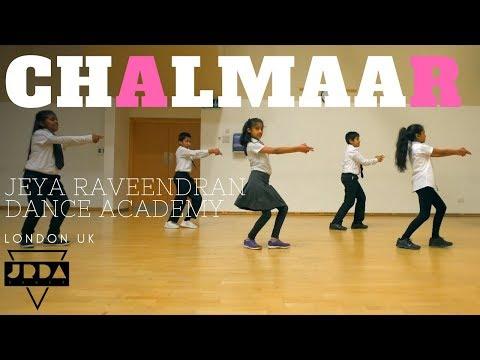 Chalmaar   JRDA   Bollywood Dance Class   London   East Ham Kids   Prabhudeva, Amy Jackson  