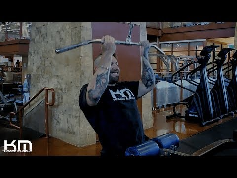 The Reverse Grip Lat Pulldown | How To Perform It Correctly