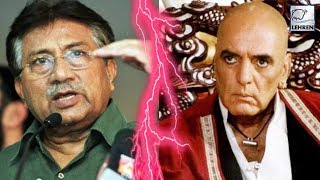 Feroz Khan's Famous Fight With Then Pak President Pervez Musharraf