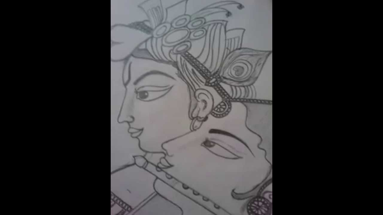 Easy Drawing Of Radha Krishna In Pencil Author Archives Gdpicture Us