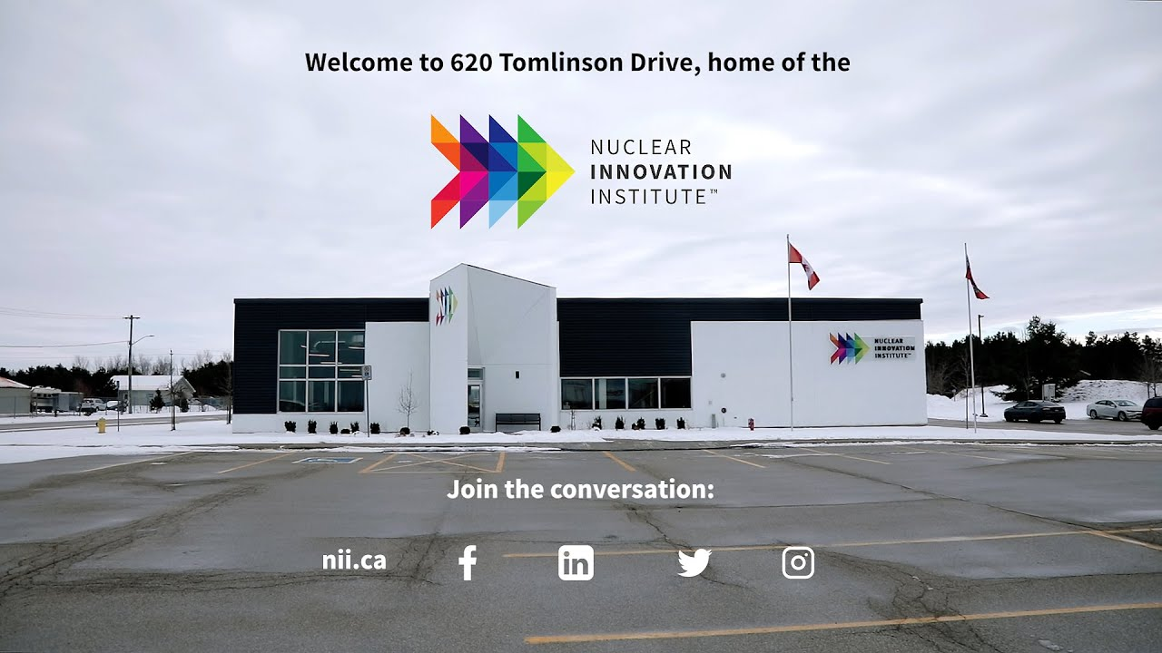 NII welcomes guests with a virtual opening tour