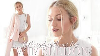 GET READY WITH ME FOR WIMBLEDON | Freddy My Love