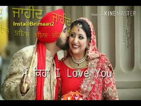 I love you armaan bedil new song