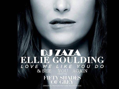 Love me like you do & See you again By DJ ZAZA