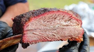 BEEF FEST – Four Beef Ribs Grilled and Smoked