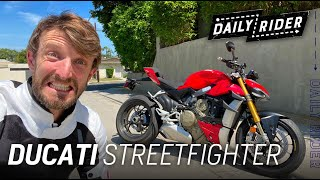 2020 Ducati Streetfighter V4 S Review | Daily Rider