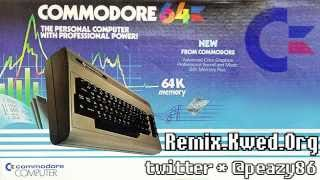 supremacy 優位 c64 1990 - amok piano in the rain [jeroen tel maniacs of noise] VGM