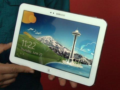 Hands-on: Samsung ATIV Tab 3