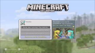 Minecraft Wii U Edition : problème avec le Battle Mode