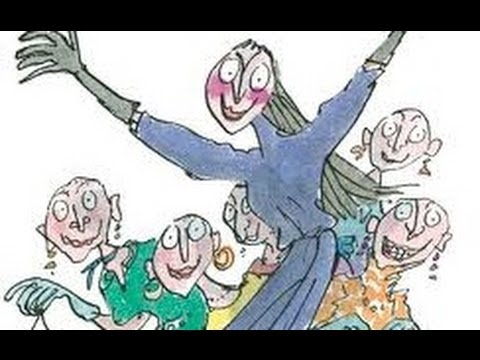 "Roald Dahl's ""The Witches"" (Audio Cassette Intro)"