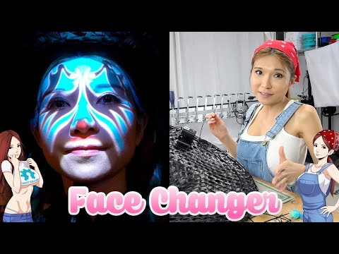 Face Changer- Biometric Countermeasures Based on Traditional Chinese Opera