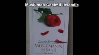037 Müslüman Geçimli İnsandır