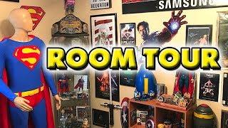 Nerd Room Tour - Geek Room / Man Cave