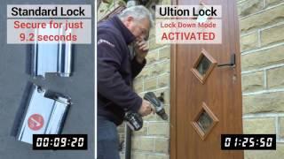 Standard cylinder lock V's Ultion HD