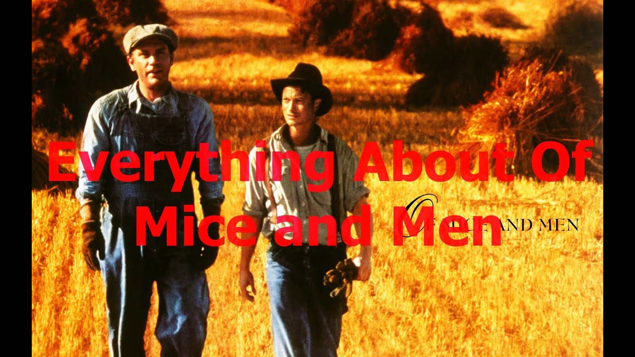 of mice and men by john steinbeck everything you need to answer  of mice and men by john steinbeck everything you need to answer any question on of mice and men