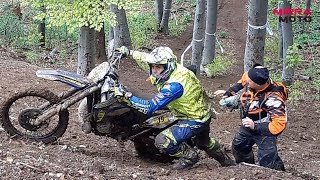King of the Hill /Hard Enduro Race 17\ - Day 1 -the steepest climb -raw vid