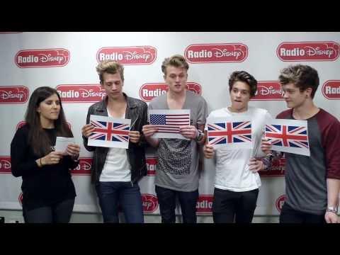 The Vamps - UK or US | Radio Disney