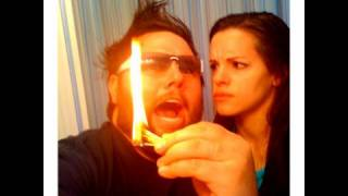 CRAZY Dad lights house on fire!