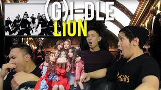 Gambar cover BEST (G)I-DLE SONG!? (Lion MV Reaction)