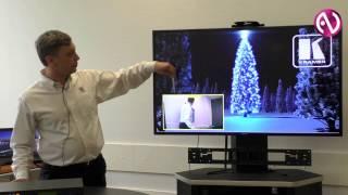 Kramer Electronics: мультиоконный видеопроцессор MV-5