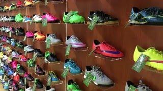 видео футбольный интернет магазин