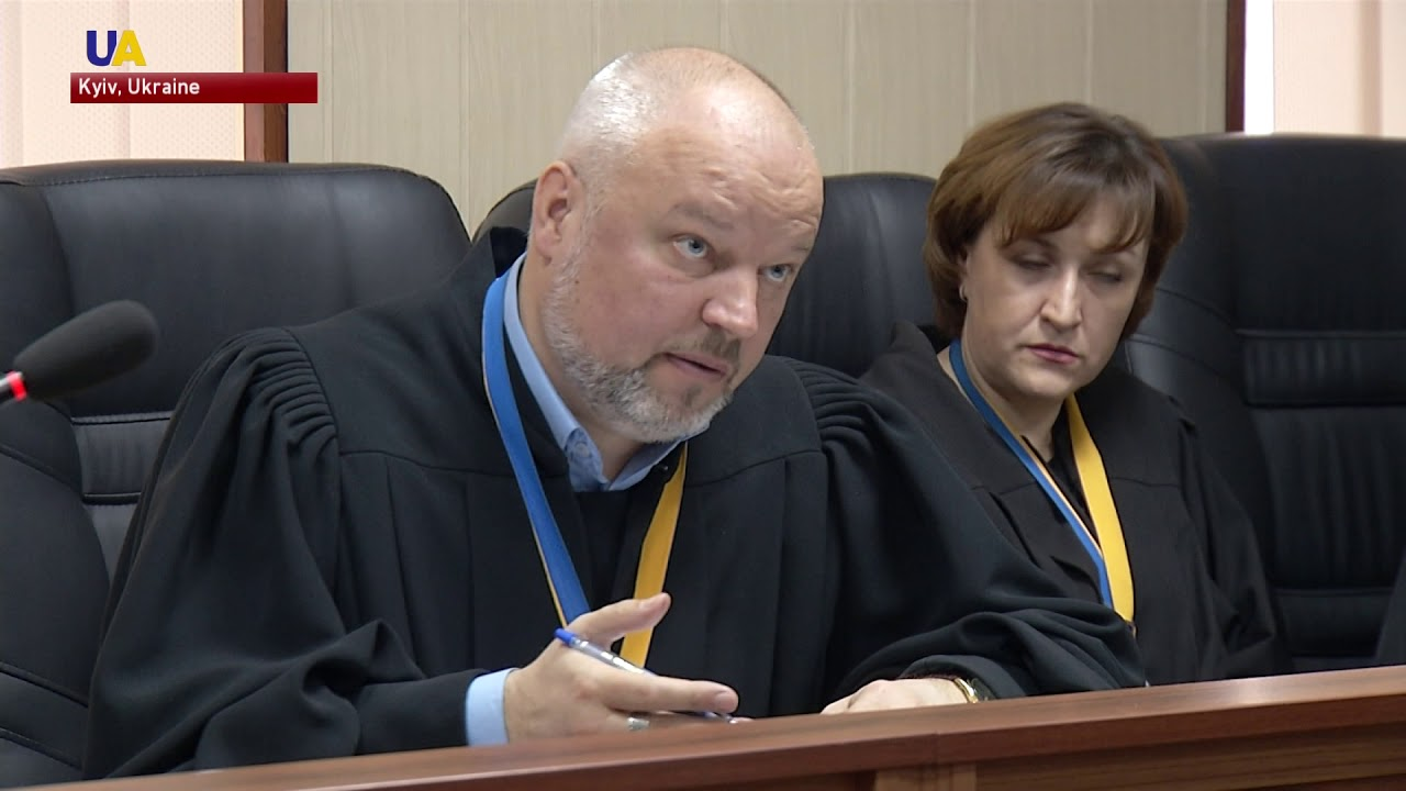 Watch The Trial Continues video