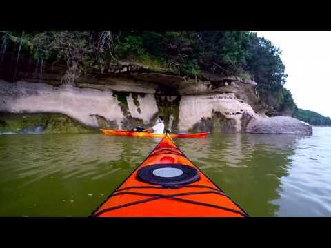 Kayaking The Brazos River