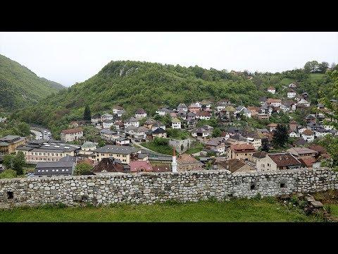 Medieval Ottoman Town of Travnik, Bosnia & Herzegovina