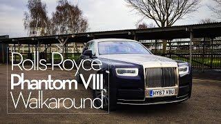 2018 Rolls-Royce Phantom VIII walk-around - an Automotive Affairs exclusive!