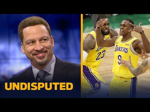 Chris Broussard: Lakers can beat any team in the West 'outside of the Warriors' | NBA | UNDISPUTED