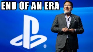Shawn Layden Steps Down From Sony Interactive Entertainment
