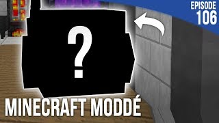 UN NOUVEAU MOD SECRET ! | Minecraft Moddé S3 | Episode 106
