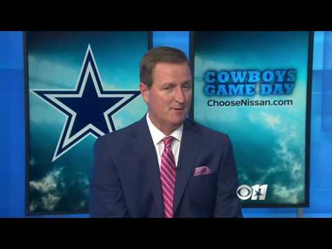 CBS 11 Cowboys Game Day 9-18-16