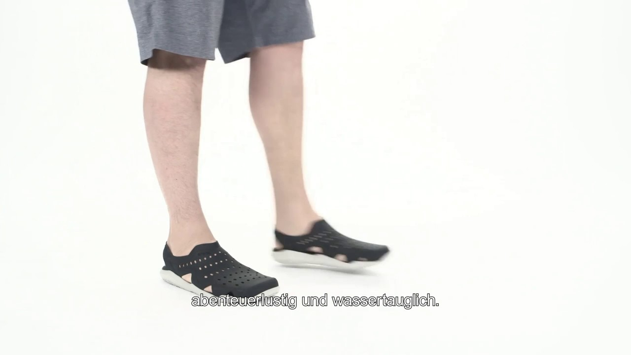 Men's Crocs Swiftwater Wave M clearance comfortable NZ72vqbG