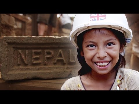 Volunteers in Nepal Post-Earthquake: Building Homes | Documentary