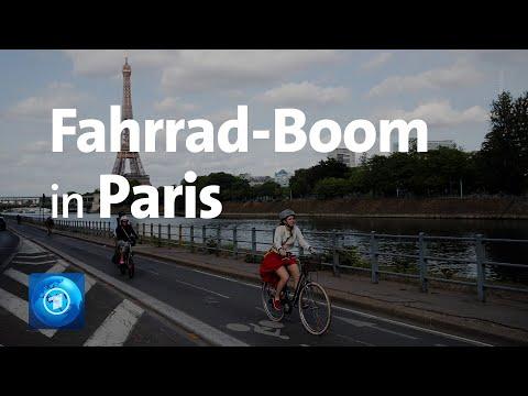 wegen-corona:-immer-mehr-pariser-steigen-aufs-fahrrad
