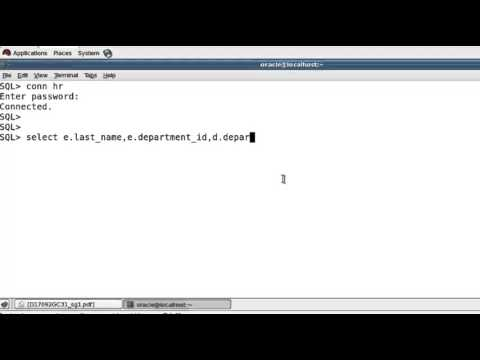 SQL Join - How To Use OUTER JOIN