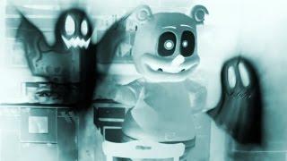 gummibr xray ghostbusters halloween gummy bear song