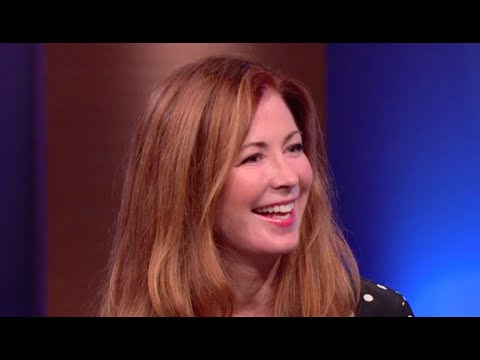 Dana Delany's antiaging secrets  STEVE HARVEY