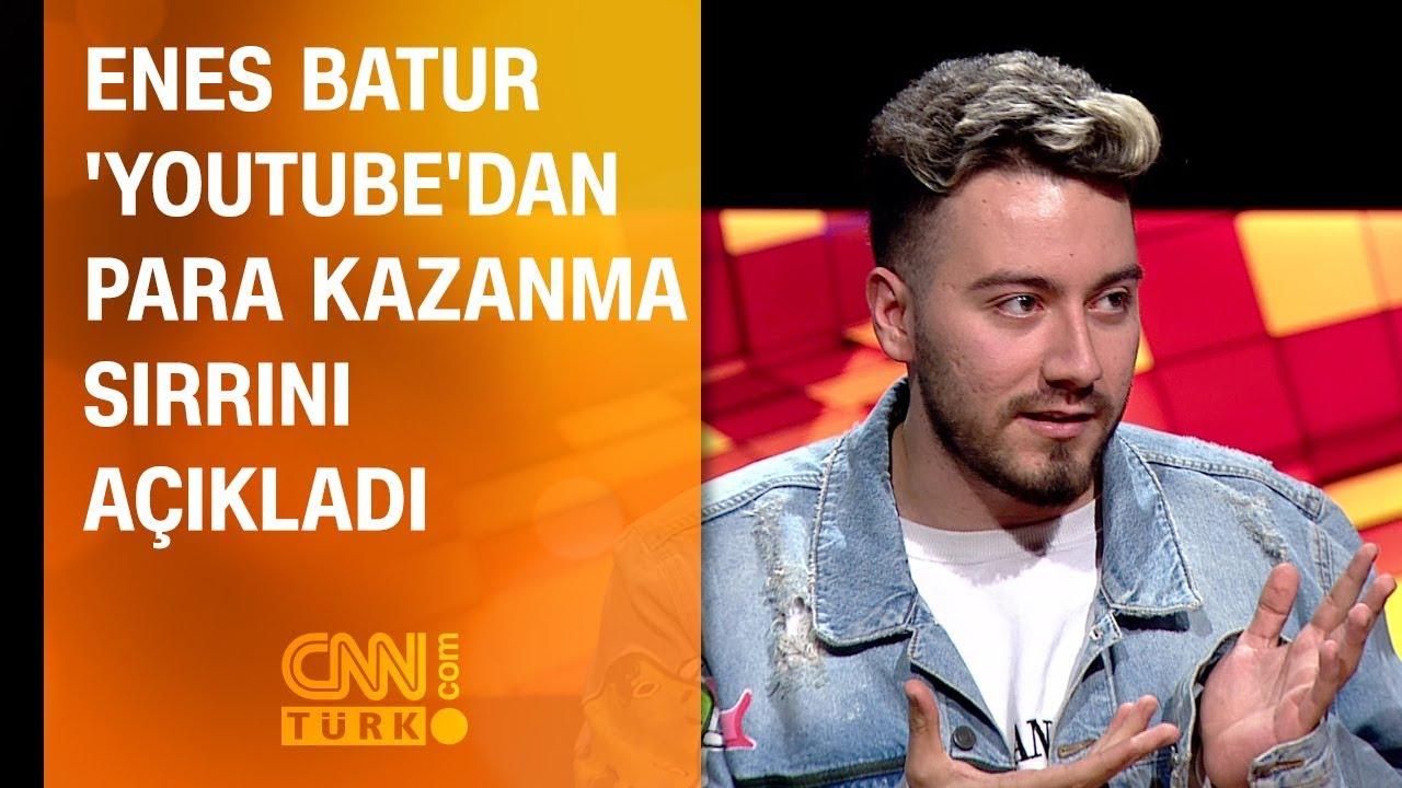Enes Batur Un Aylik Kazanci 300 Bin Tl Mi Youtube
