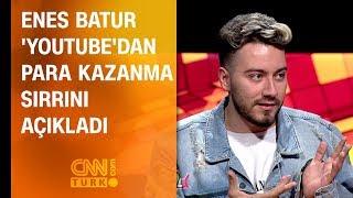 Enes Batur'un aylık kazancı 300 bin TL mi?