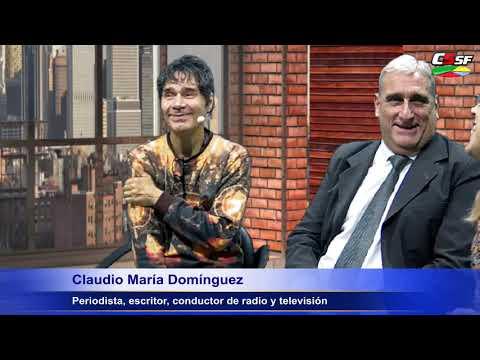 Claudio María Domínguez: Lo que uno agradece se multiplica