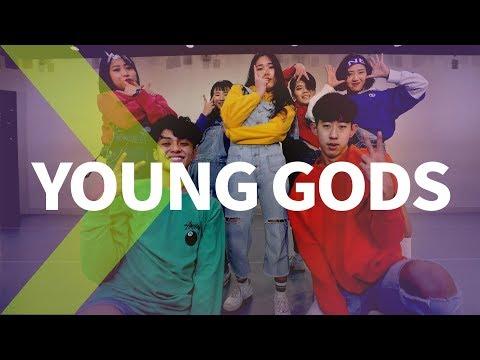 [ VIVA Rookies ver. ] Total Ape - Young Gods /  Jane Kim Choreography .