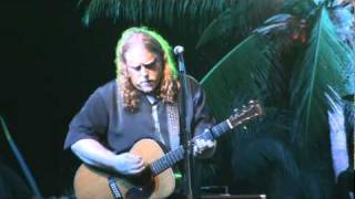 Warren Haynes - Lay Of The Sunflower _ Jan 29 2011 Negril Jamaica