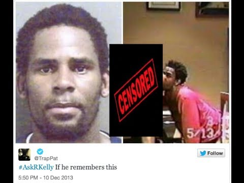 @rkelly addresses #askRkelly and the @villagevoice news article