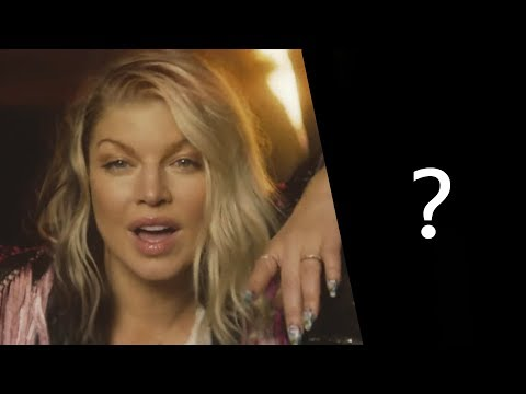 What is the song? fergie #1