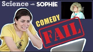My Biggest Comedy FAIL