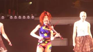Gambar cover Lindsey Stirling Brave Enough Tour Frankfurt Roundtable Rival, Don't Let this Feeling Fade