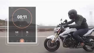 REVER Motorcycle GPS app