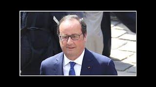 Опубликованы фрагменты книги экс-президента Франции Олланда «Уроки власти»